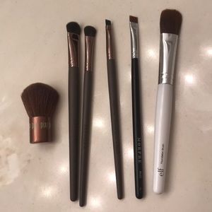 Other - Makeup brushes by Sephora, Morphe, Elf and pixi